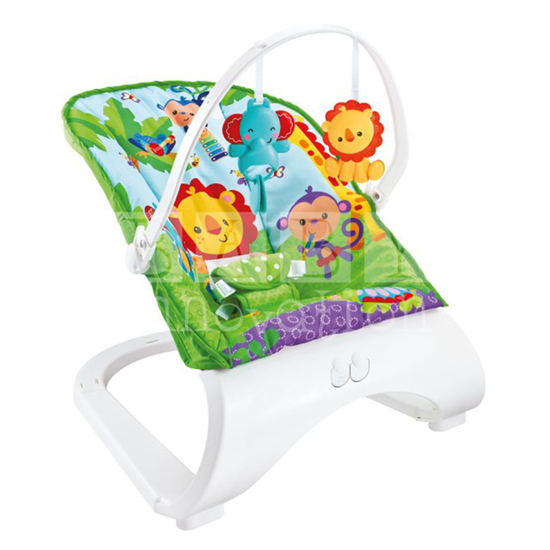 Bouncer Silla Mecedora Baby Innovation Jungla hasta 12kg