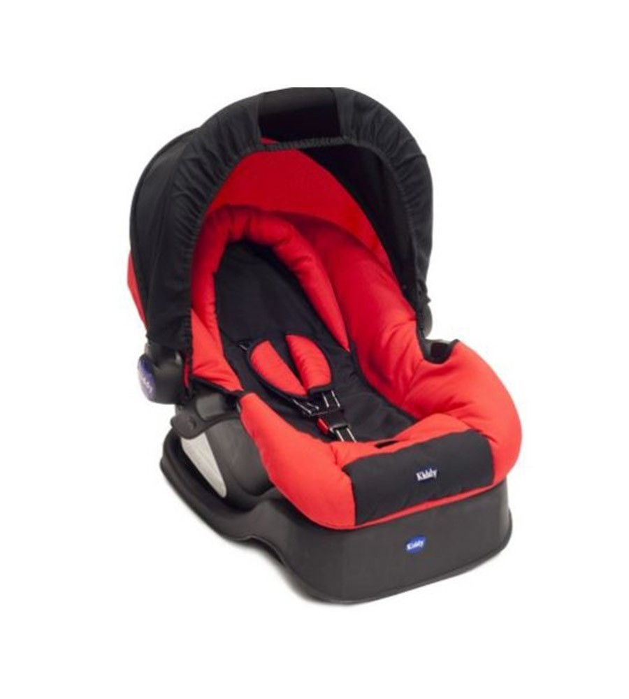 Huevito Bebe Kiddy Para Auto + Base Y Reductor Baby Ride