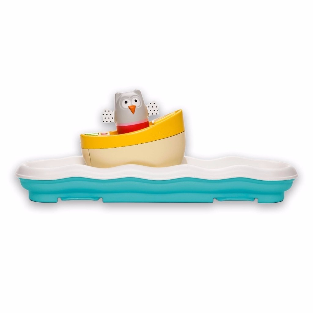 Movil Musical - Musical Boat Cot Toy Taf Toys