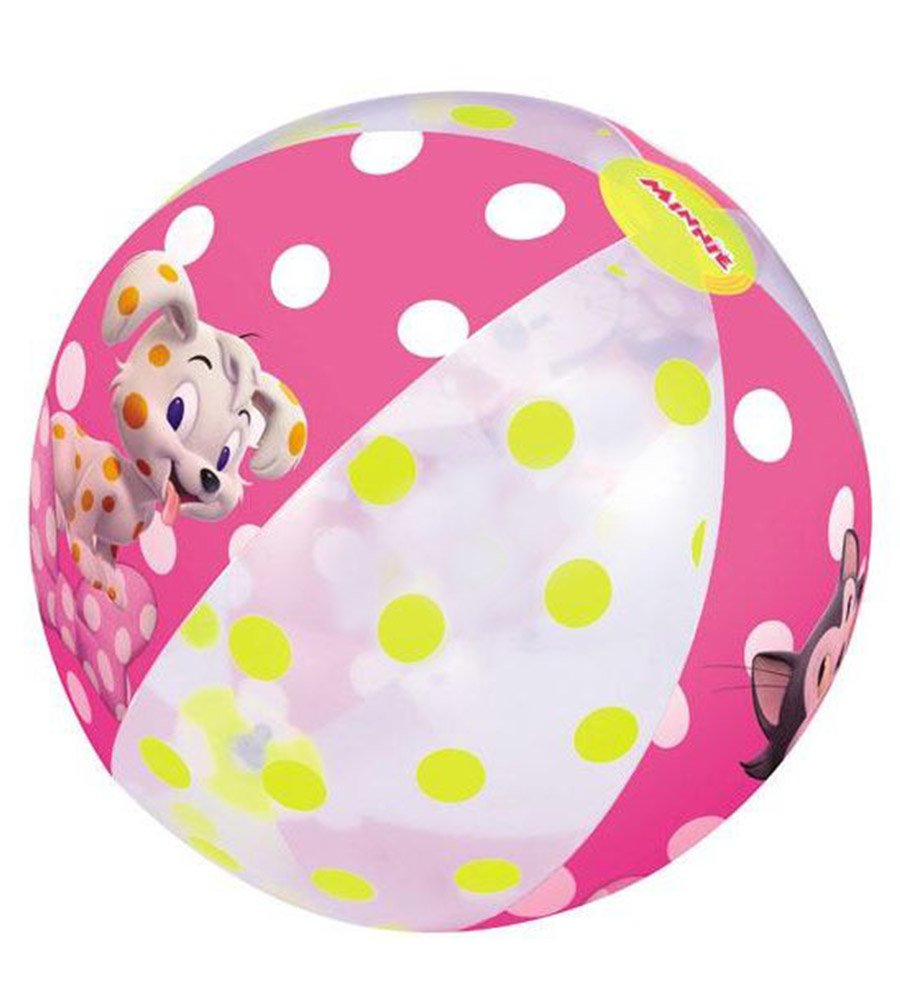 Pelota inflable Disney Minnie 51cm