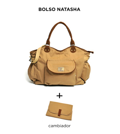 Bolso maternal Natasha de Happy Little Moments