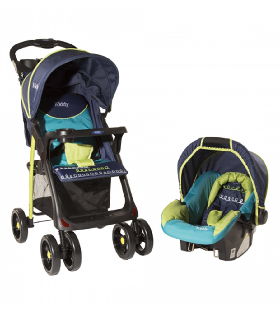 Cochecito Travel System Kiddy C10 TS