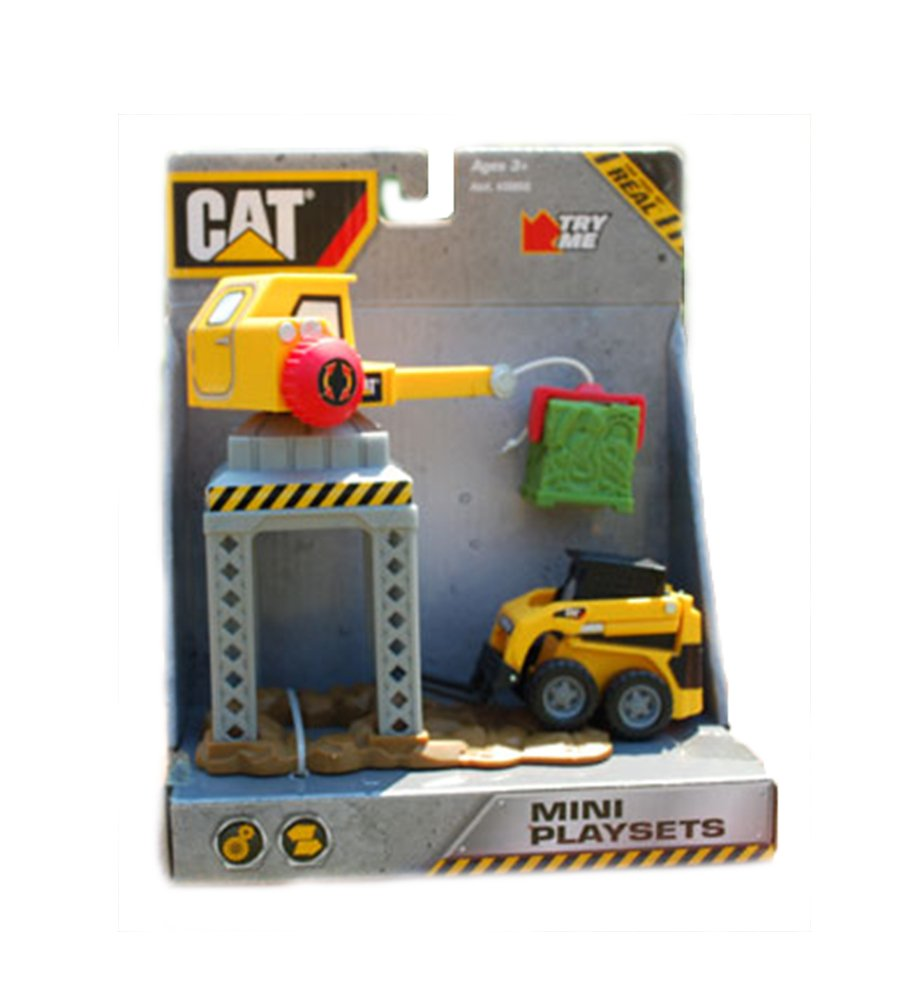 Camión de juguete CAT MINI PLAYSETS