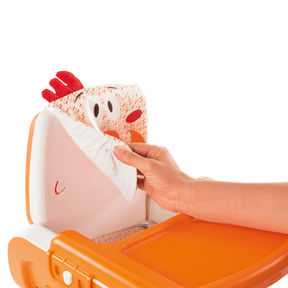 Imagen de Silla De Comer Portatil Booster Plegable Chicco Mode