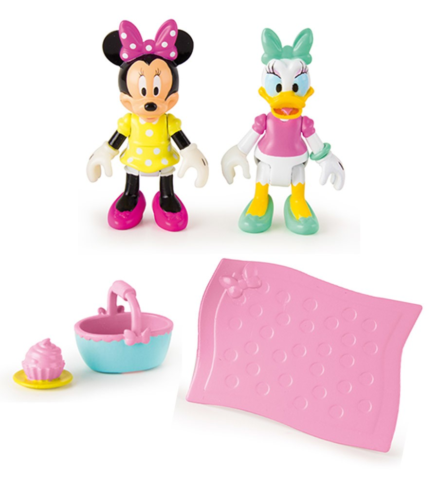 Set Disney Minnie & Daisy Picnic