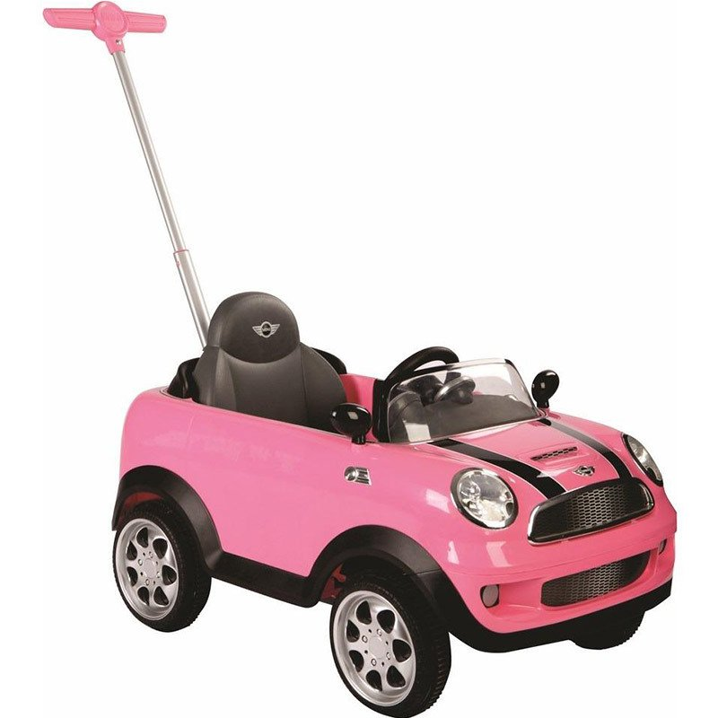 Coche de empuje Mini Cooper Push Car Kiddy Varios colores