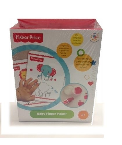 Fisher Price Baby Finger Paint
