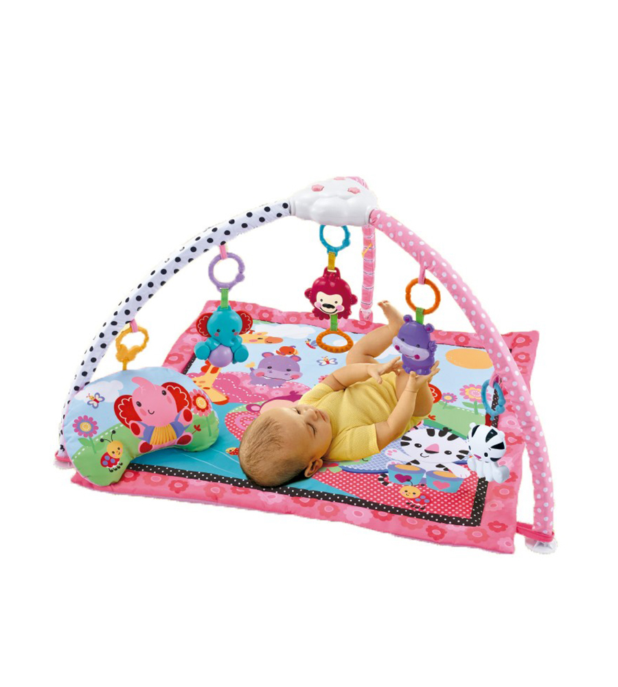 Gimnasio movil musical Funny Smile simil Fisher Price