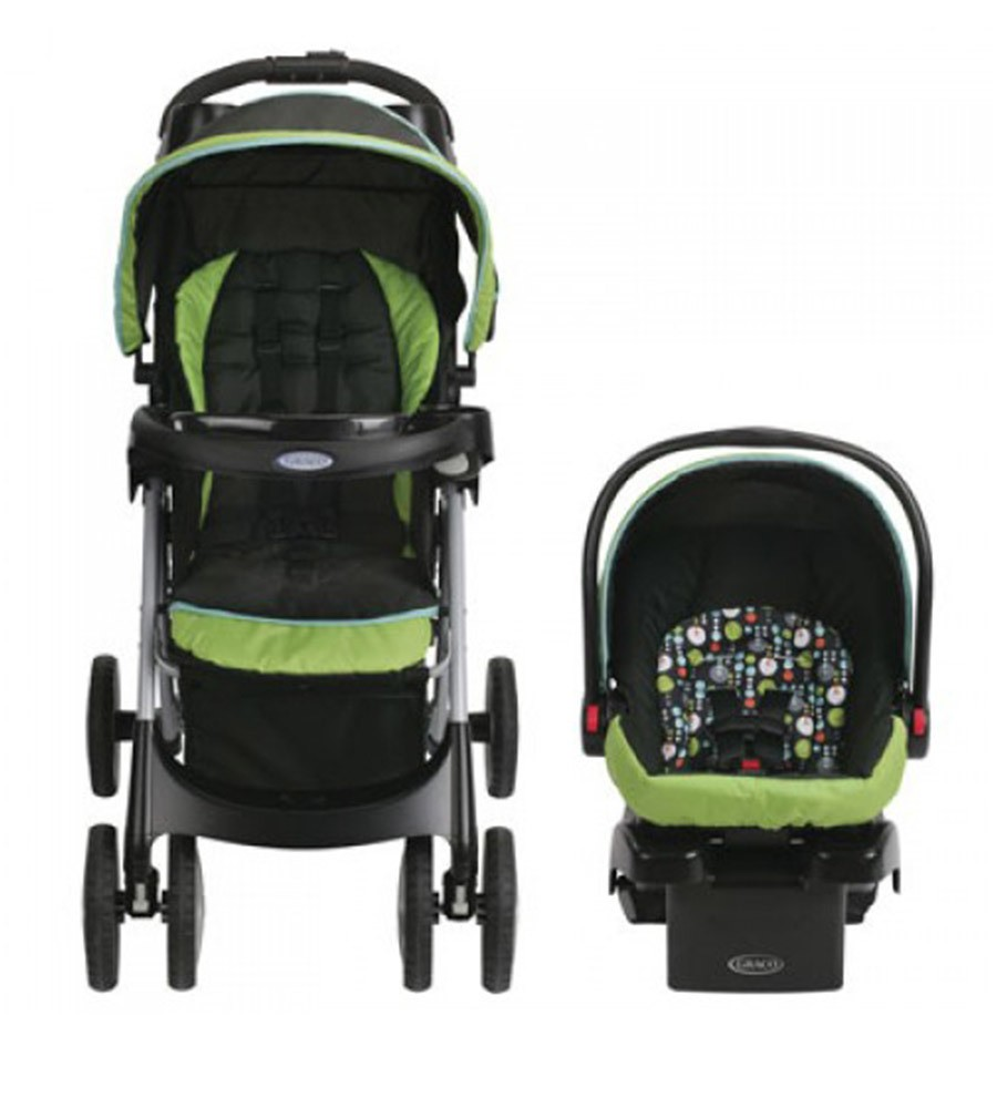 Cochecito Travel System Graco Comfy Cruiser Miami