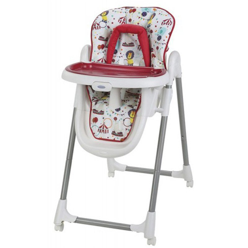 Silla de Comer Graco Meal Time Honey Hide And Seek - comprar online