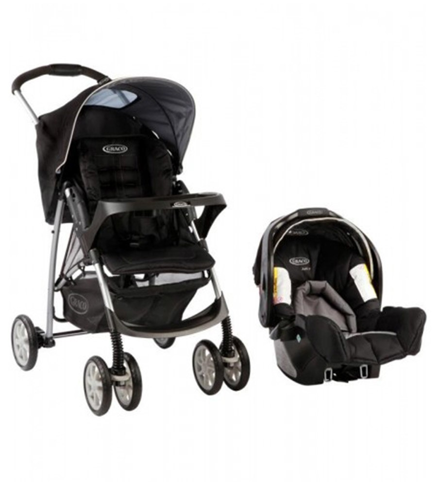 Cochecito travel system Graco Mirage Plus