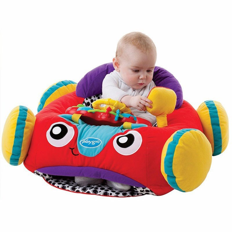 Gimnasio Playgro Music & Lights Comfy Car