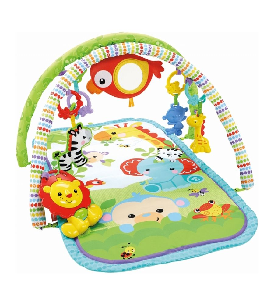 Gimnasio 3en1 rainforest friends Fisher Price