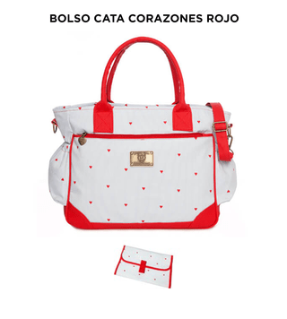 Bolsos Maternales Happy Little Moments CATA GABARDINA varios modelos en internet