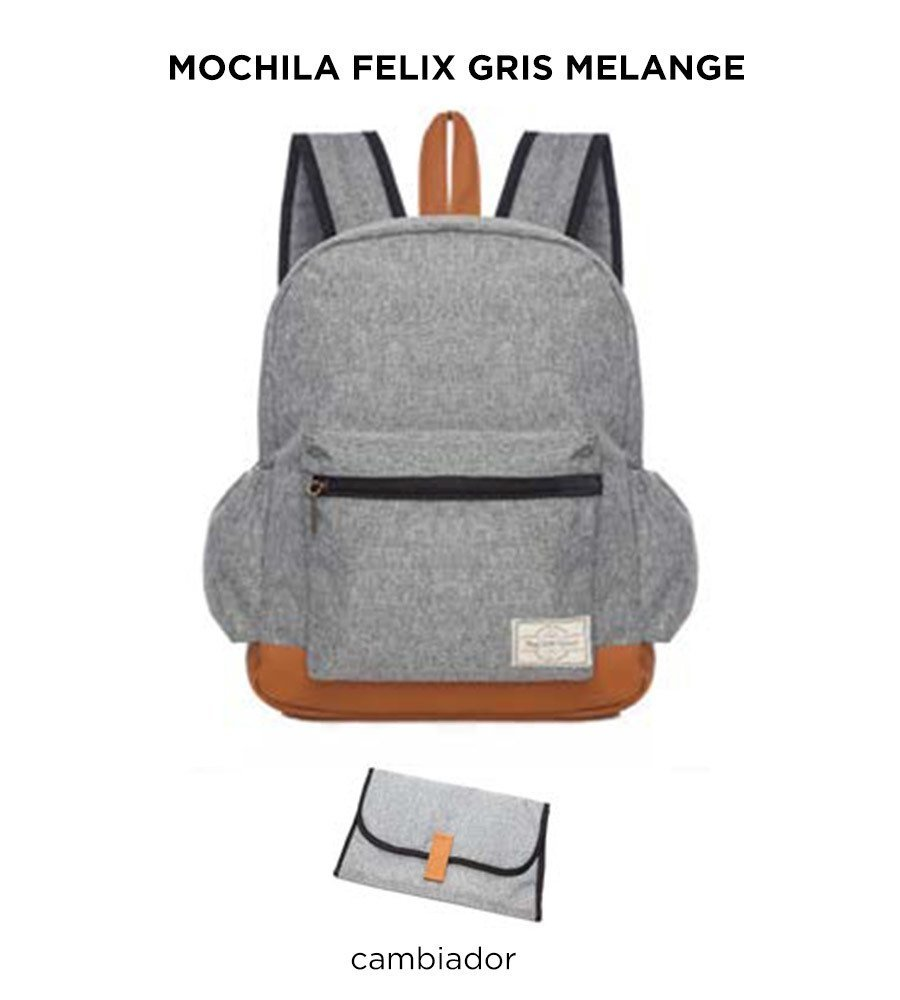 WINTER SALE - Mochila Maternal Happy Little Moments FELIX varios colores