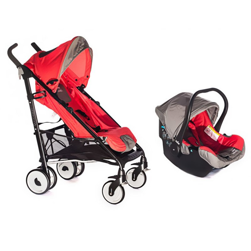WINTER SALE - Cochecito Infanti Travel System Joie Brisk