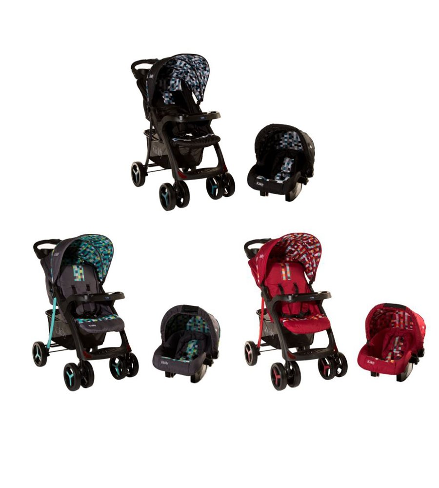 Cochecito Kiddy C20 Travel System