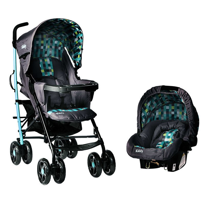 Cochecito Paraguita Travel System Kiddy C360