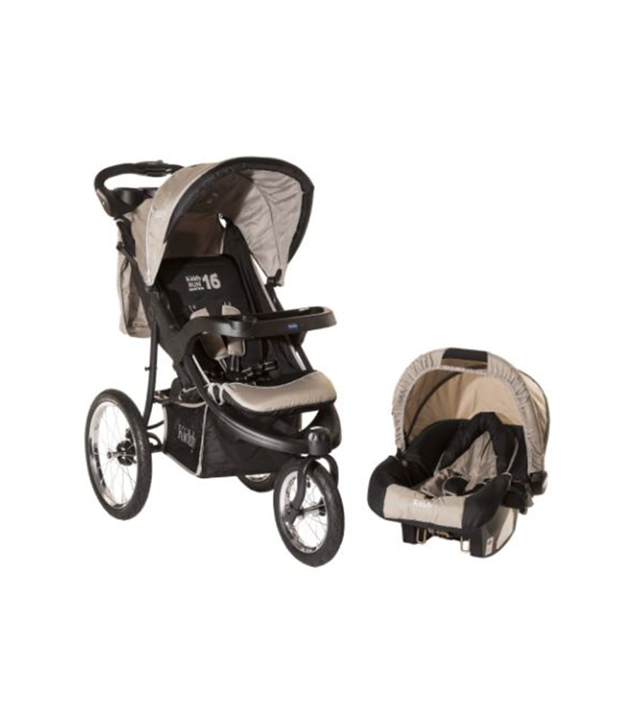 Cochecito Travel System C40 Run Kiddy varios colores
