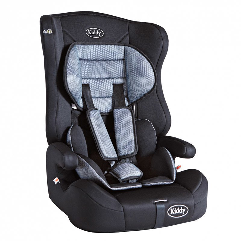 Butaca Booster Kiddy City con ISOFIX 9-36 Kg