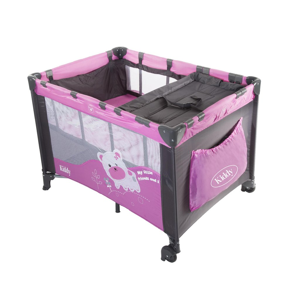 Practicuna KIDDY Animal Playard con Cambiador