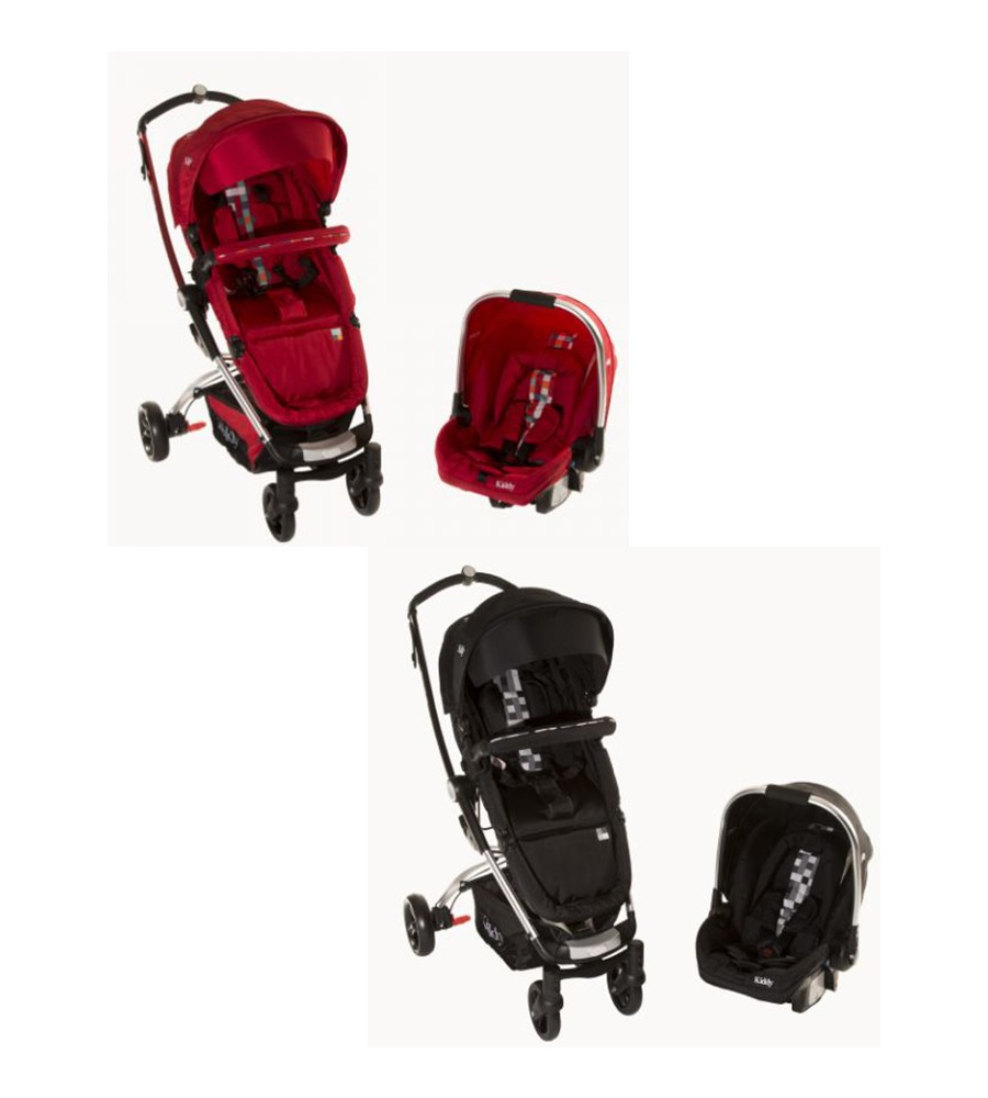 Cochecito Travel System Eclipse Kiddy