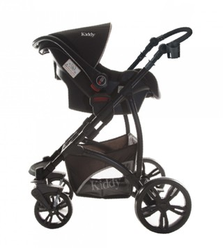 Cochecito Travel System Kiddy Compass Explorer - Punto Bebe Baby Store