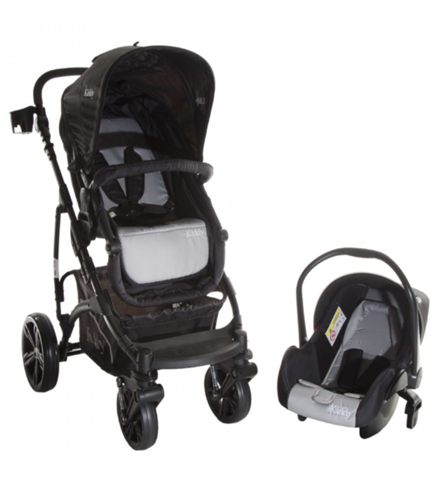 Cochecito Travel System Kiddy Compass Explorer