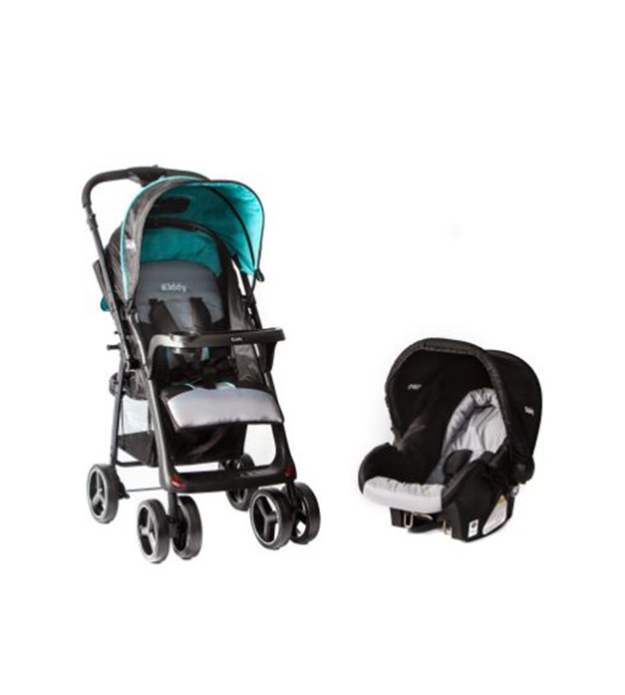 Cochecito Travel System Kiddy Zap Travel