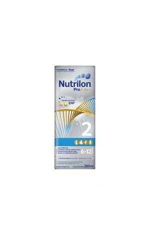 NUTRILON 2 Profutura x 200ml (30 bricks de 200 ml)