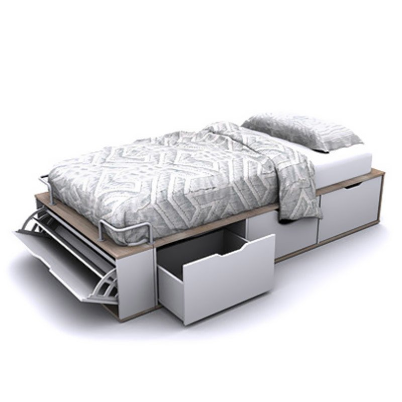Comprar cama en punto bebe baby store filtrado por - Cama de 90 con cajones ...