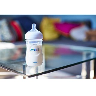 Mamadera Natural Philips Avent 260 ml - Punto Bebe Baby Store