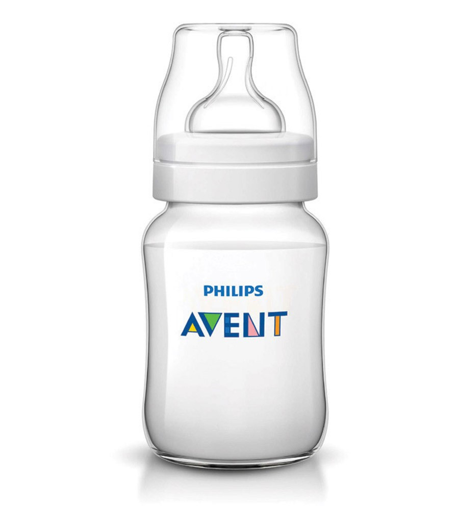 Mamadera Clasica+ Philips Avent 260 ml - comprar online