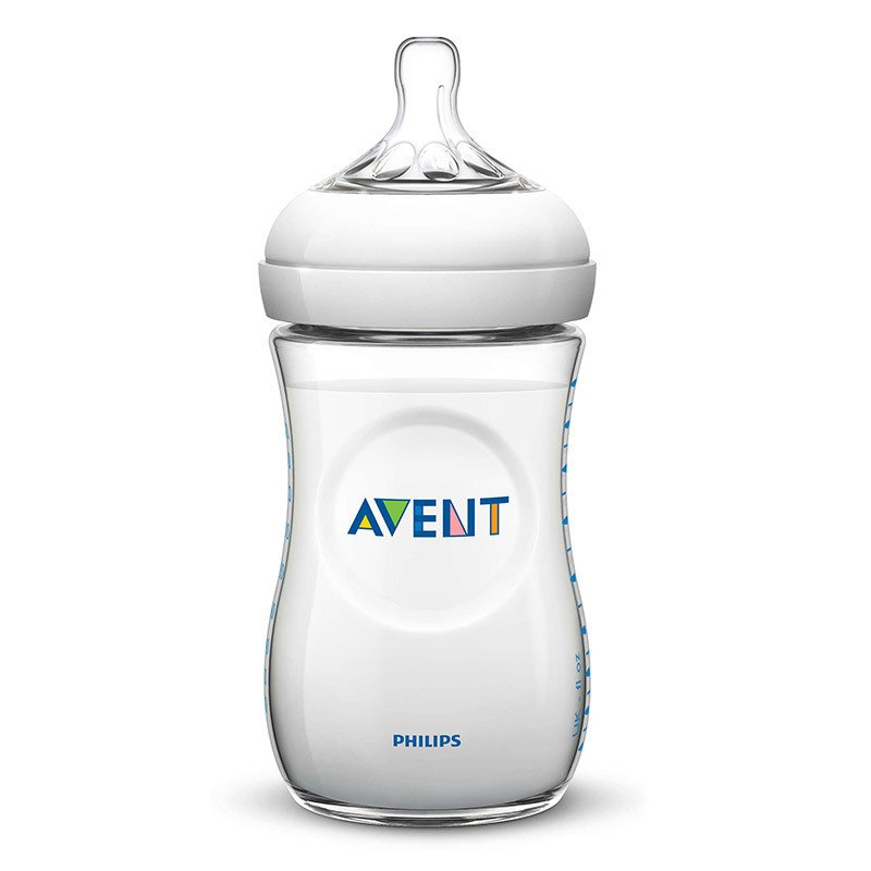 Mamadera Natural Philips Avent 260 ml SCF033/17 en internet