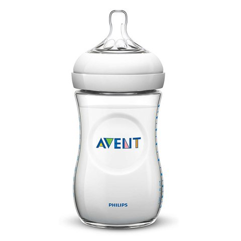 Mamadera Natural Philips Avent 260 ml en internet