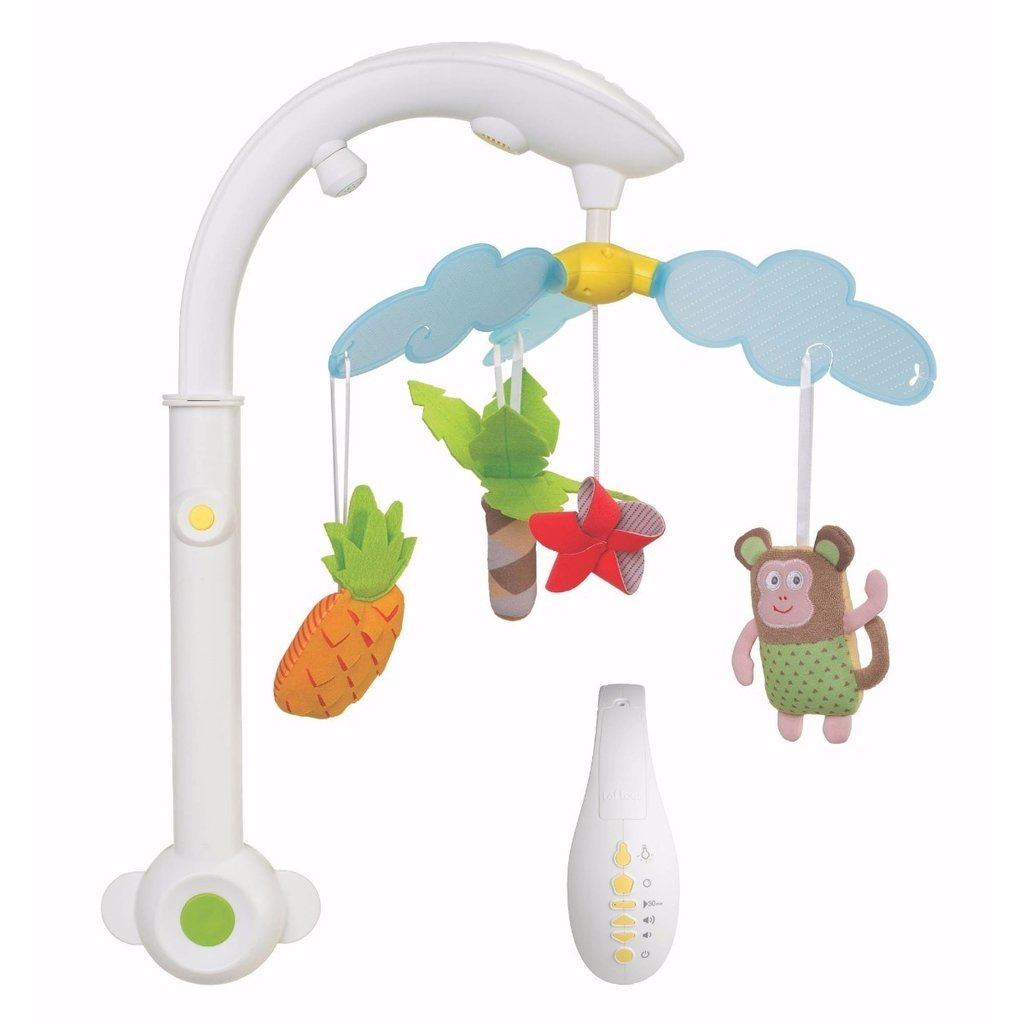 Movil musical tropical mobile Taf Toys