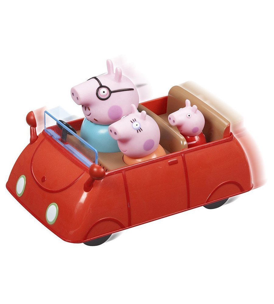 Auto peppa pig Push an Go