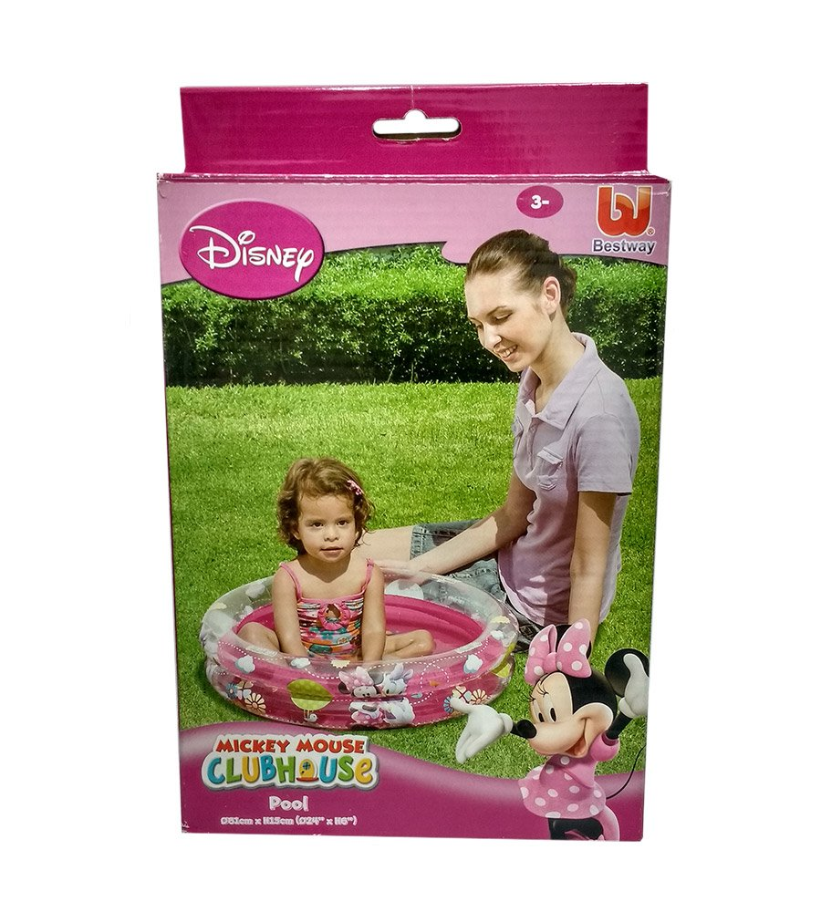 Pileta inflable Disney Minnie