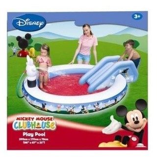 Pileta con tobogan DISNEY Play Pool en internet
