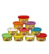 Mini Party Pack x 10 unidades Play-Doh