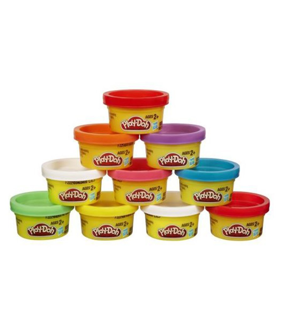 Play-Doh Mini Party Pack x 10 unidades