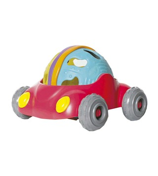 Autito Sonajero Rattle and Roll Car Playgro - comprar online