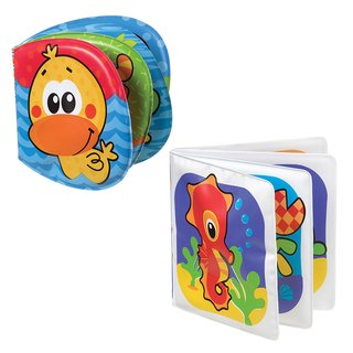 Libro de Baño animales PLAYGRO Bath Book