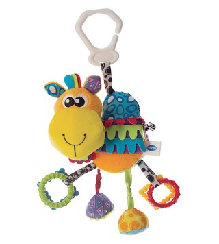 Peluche Mordillo colgante Carly the Camel Playgro en internet