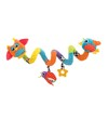 móvil colgante cochecito huevito Playgro Who´s in the Tree Twirly Whirly - comprar online