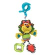 Peluche sonajero mordillo Playgro Dingly Dangly Roary the Lion - comprar online