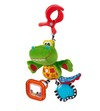 Peluche sonajero mordillo Dingly Dangly Alligator Playgro - comprar online