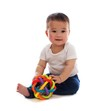 Sonajero Pelota didactica Bendy Ball Playgro