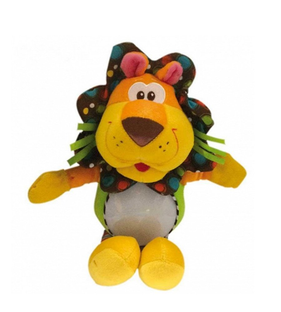 Peluche lampara Lion Shine Nightlight Playgro - comprar online