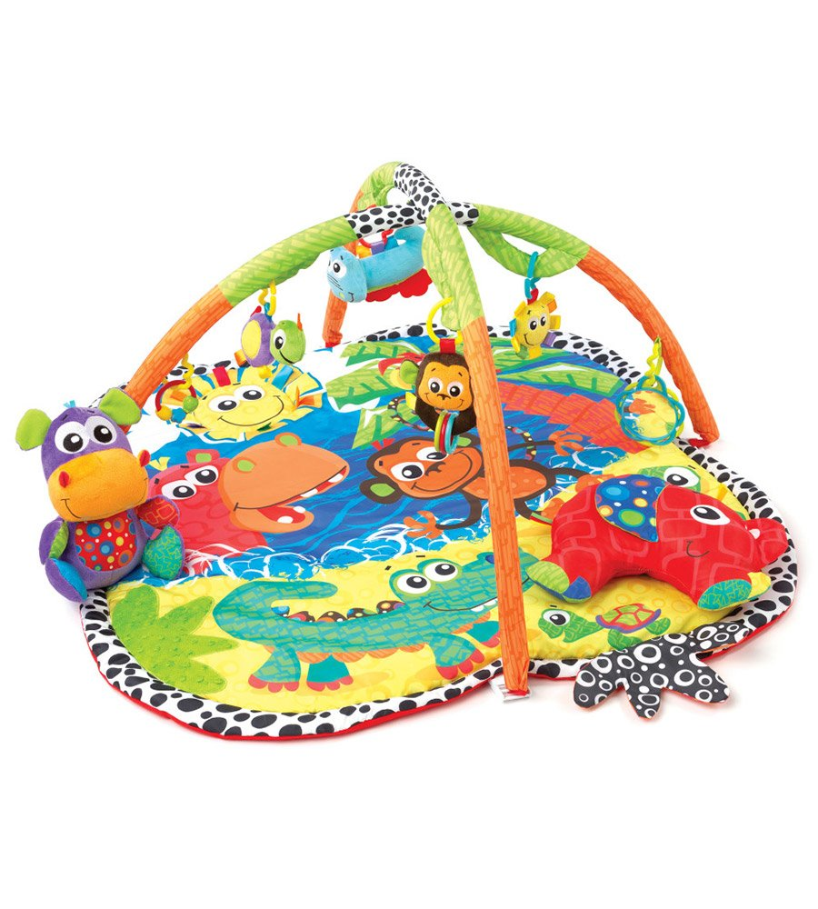 Gimnasio Jingle Jungle Music & Lights Gym Playgro